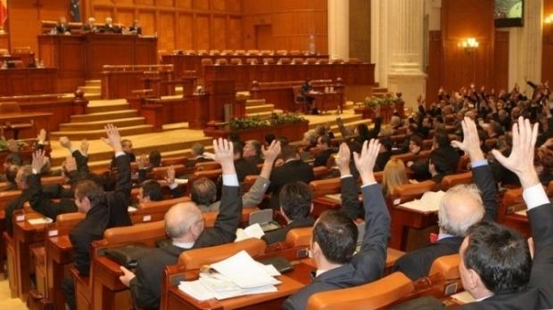 Foto: Proiectul de lege privind graţierea, amânat până pe 21 martie