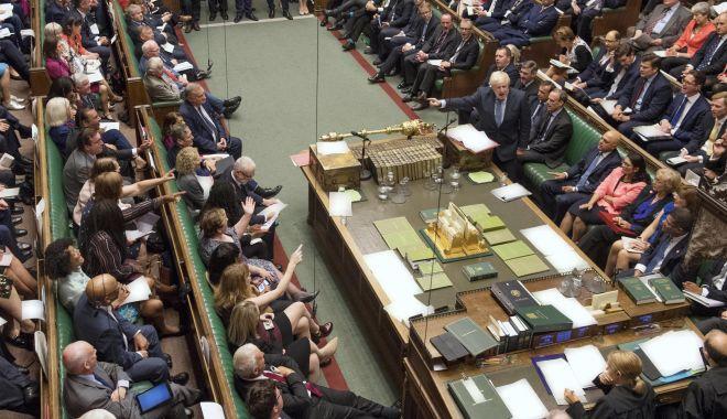 Parlamentul britanic refuză din nou alegeri anticipate - parlamentul-1568144515.jpg