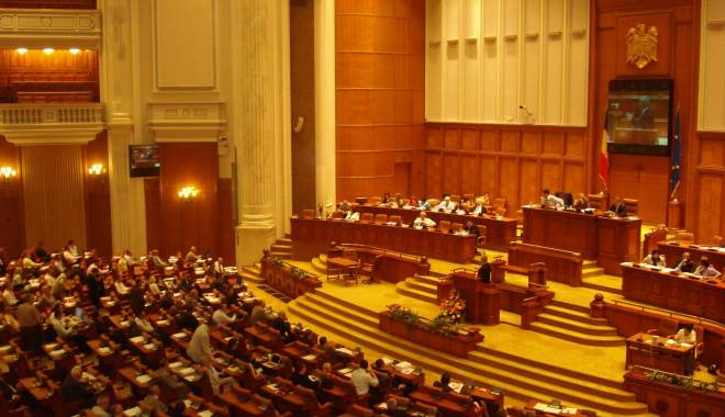 Foto: Ce parlamentari din Constanţa vor să-şi facă pensii nesimţite