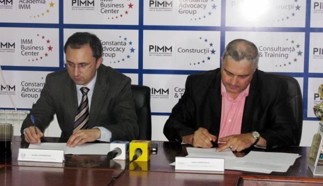 Foto: Parteneriat pentru sprijinirea mediului de afaceri