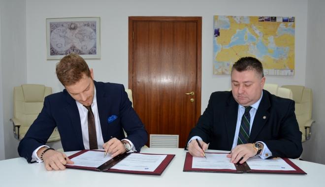 Foto: Parteneriat pentru internaţionalizarea firmelor româneşti
