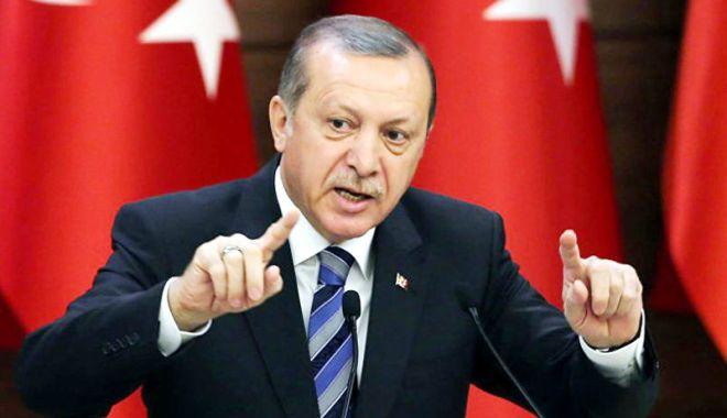 Foto: Partidul preşedintelui Erdogan  legiferează combaterea terorismului