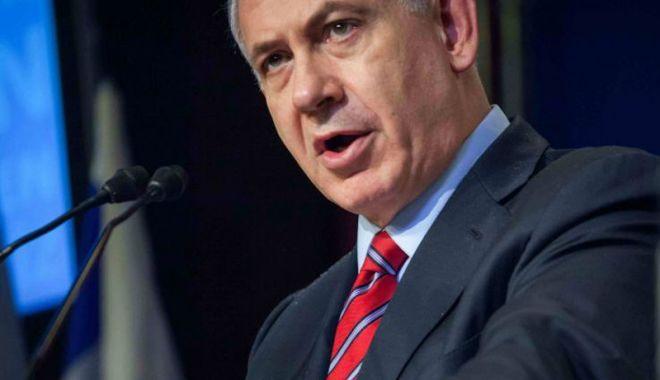 Foto: Partidul lui Netanyahu îşi acuză rivalul de corupţie