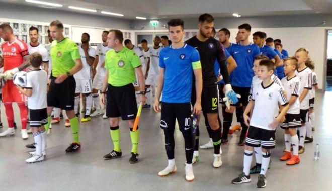 """Foto: """"Pârtie"""" pentru FC Viitorul. Adversari facili în debutul noii stagiuni"""