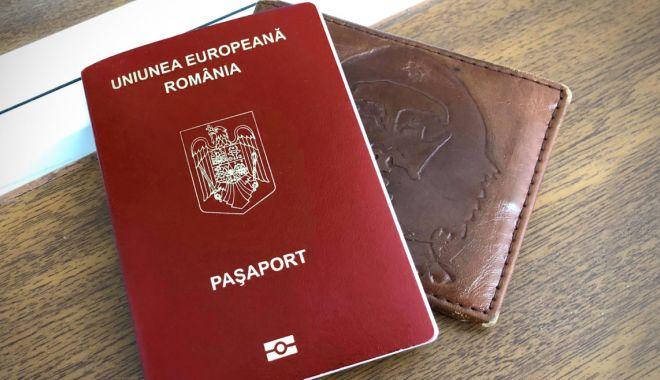 Foto: Pașapoarte 2018. Modificare importantă DE AZI! Ce trebuie să știi