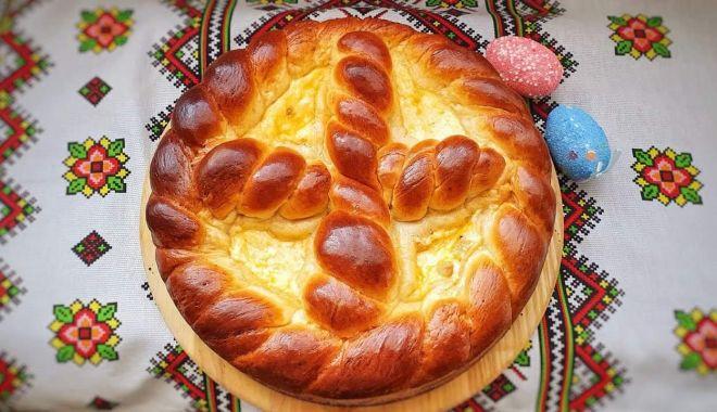 Pasca, alimentul tradițional care nu ar trebui să lipsească de pe masa de Paşte - pasca-1619801152.jpg