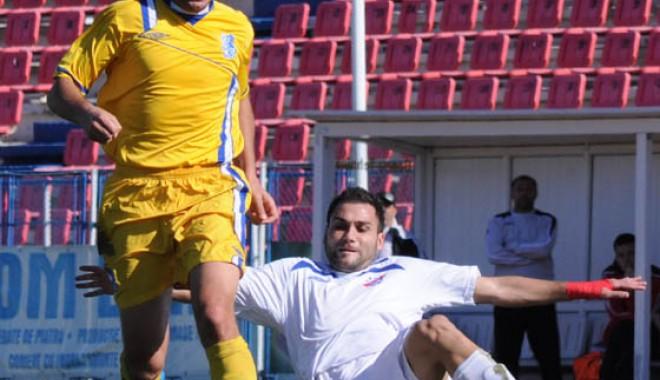 Cosmin Pa�covici nu mai continu� la FC Farul