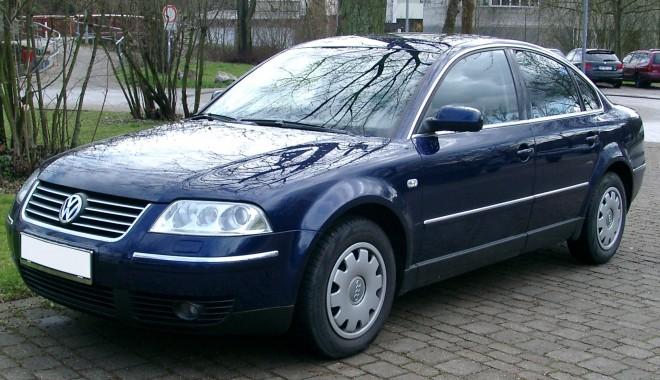 Foto: Tentativă de înmatriculare în Bulgaria a unui autoturism furat din Grecia