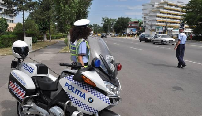 Foto: De Paştele catolic şi Florii, vor fi mai mulţi poliţişti pe străzile din Constanţa