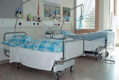 Foto: Continuă desfiinţarea paturilor din spital