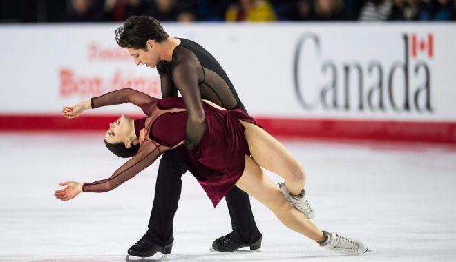 Foto: Jocurile olimpice de iarnă 2018 /  Început în forţă pentru patinajul artistic canadian