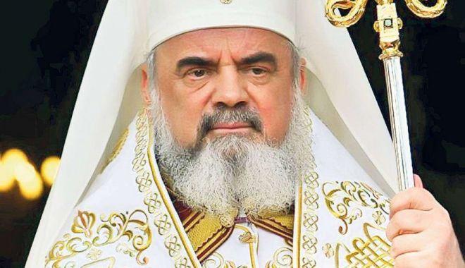 Foto: Patriarhul Daniel, mesaj pentru români de Rusalii
