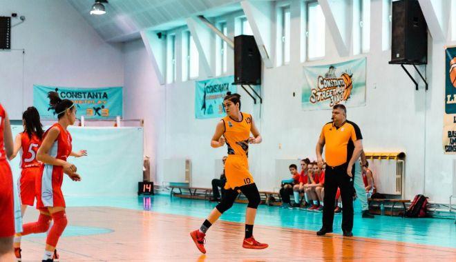 Foto: Patru baschetbaliste din Constanţa, convocate la naţionala U16