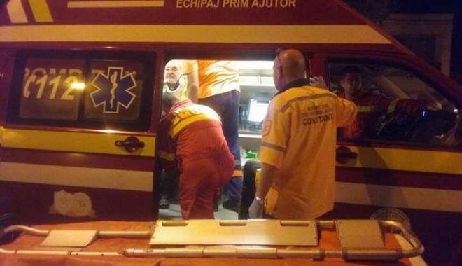 Foto: Şoferul beat şi fără permis, care a lovit doi pietoni în Mamaia, ARESTAT!
