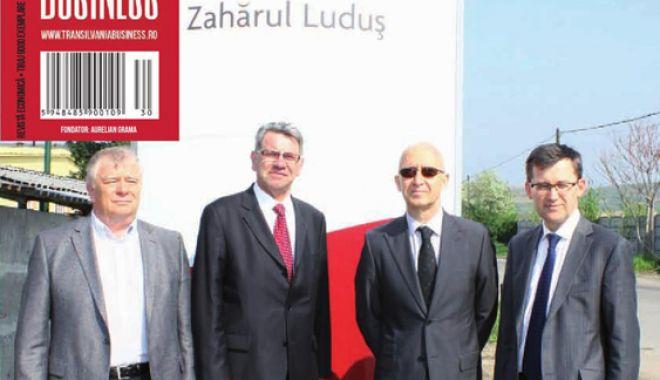 Foto: Patru fabrici de zahăr au fost recunoscute de Ministerul Agriculturii