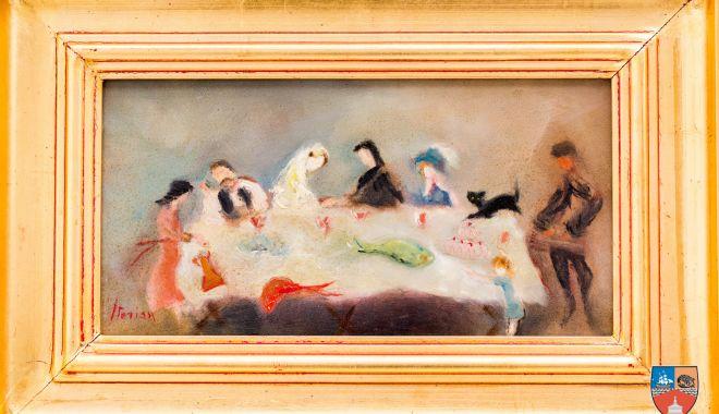 Patru opere valoroase, donate Muzeului de Artă Constanţa - patruopere-1618569080.jpg