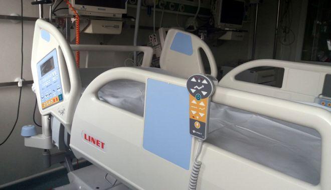 Foto: Condiții mai bune de spitalizare pentru bolnavii de la Terapie Intensivă