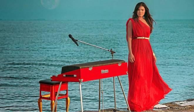 Foto: Paula Seling & Band, la Mamaia