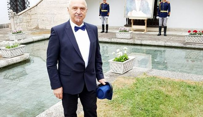 Foto: Profesorul Paul Neagu, antrenorul  care aduce României campioni mondiali