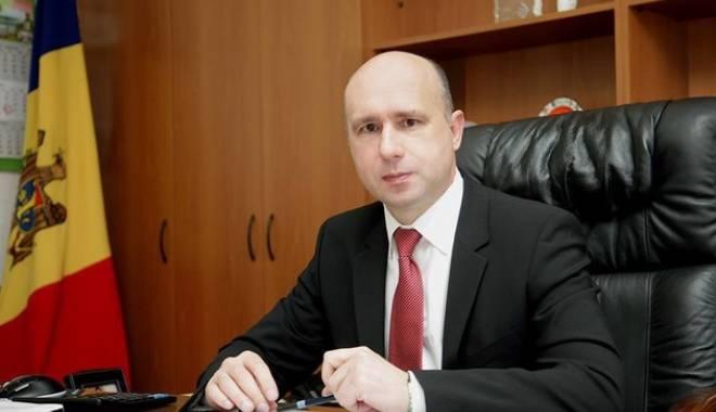 Foto: Pavel Filip: Republica Moldova va primi un ajutor umanitar din partea Rom�niei