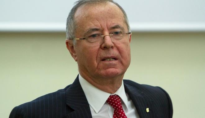 Foto: PAVEL NĂSTASE, ministrul Educaţiei vine la Constanţa