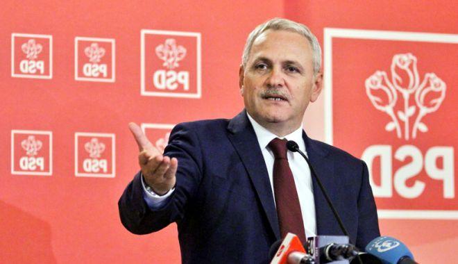 Foto: Pe cine va susține PSD la prezidențiale? Dragnea nu respinge candidatura  lui Tăriceanu