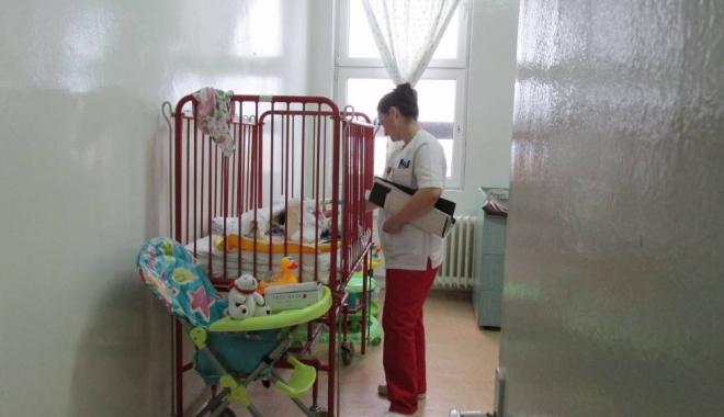 Foto: Bani din activități sportive, pentru modernizarea secției de Nou-Născuți și Prematuri Constanța