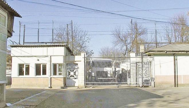 Foto: Bilanţ la Penitenciarul Poarta Albă