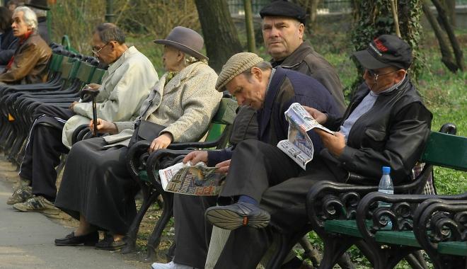 Foto: Peste un milion de români au pensii sub 2.000 de lei