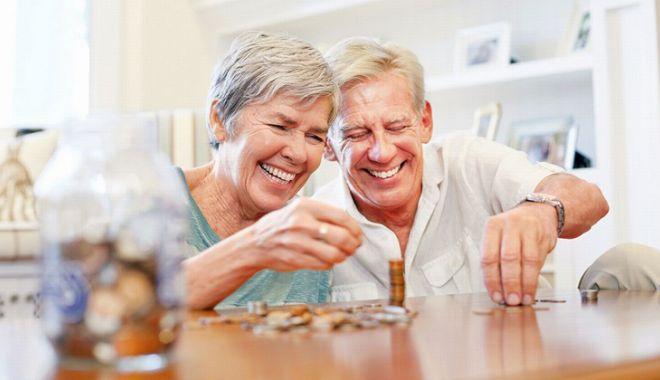 Foto: Când se achită pensiile