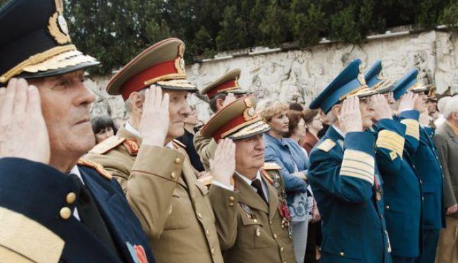 Foto: Ministrul Apărării, declaraţii importante despre PENSIILE MILITARE.
