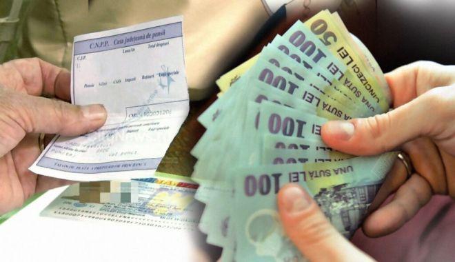 Toţi vârstnicii îşi vor primi pensiile. Plăţile sunt în grafic - pensii-1610900306.jpg