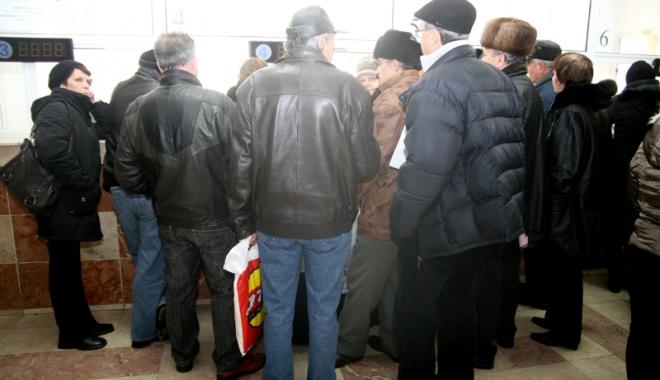 Foto: Câţi constănţeni primesc pensia minimă de la stat