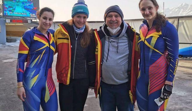 Pe pârtia din Igls-Innsbruck s-a vorbit româneşte. Andreea Grecu, din nou campioană! - pepartia-1614266987.jpg