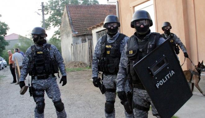 Foto: Percheziţii în Constanţa, într-un dosar cu un prejudiciu de 29 de milioane de euro