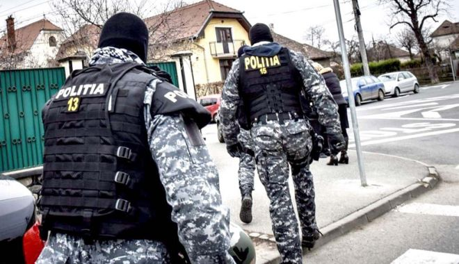 Foto: Percheziții în județul Constanța. Dosar de evaziune fiscală și spălare de bani