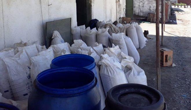 Tone de azot și cereale, confiscate în urma unor percheziții în județul Constanța - perchezitiidelapidare12-1621175652.jpg