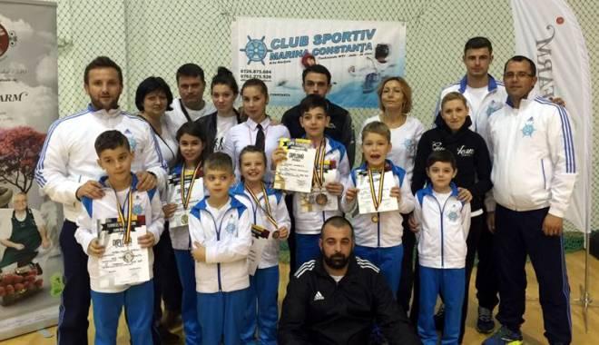 Foto: Performanţe notabile ale constănţenilor la Cupa României la Taekwondo WTF