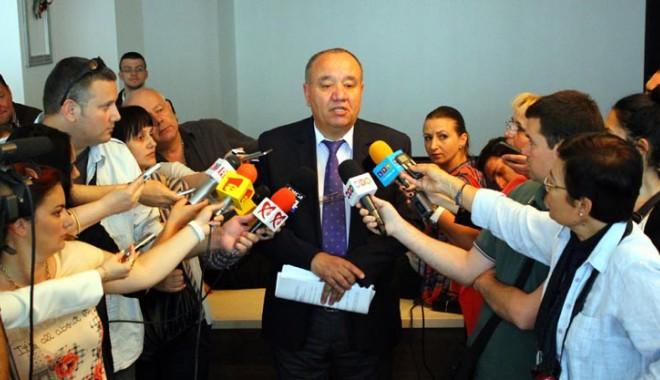 """Foto: Dede Perodin: """"Preluarea procentului de 13% din acţiunile portului este binevenită!"""""""