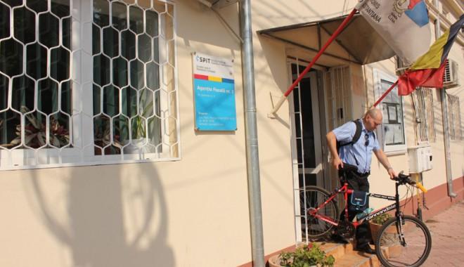 Foto: Persoanele  cu dizabilităţi  nu trebuie  să se deplaseze la ghişeele SPIT pentru scutirea la taxa de habitat