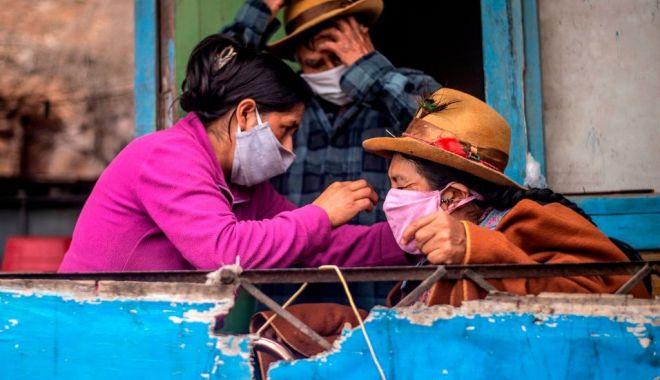 AFP - Peru devine ţara cu cel mai mare număr de morţi din cauza covid-19 din lume - perucoronavirus-1622539607.jpg