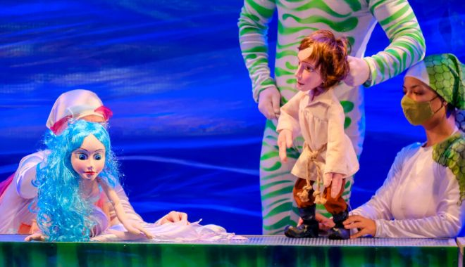 """Copiii sunt invitaţi, online, la spectacolul """"Pescarul şi sufletul său"""" - pescarul-1617891606.jpg"""