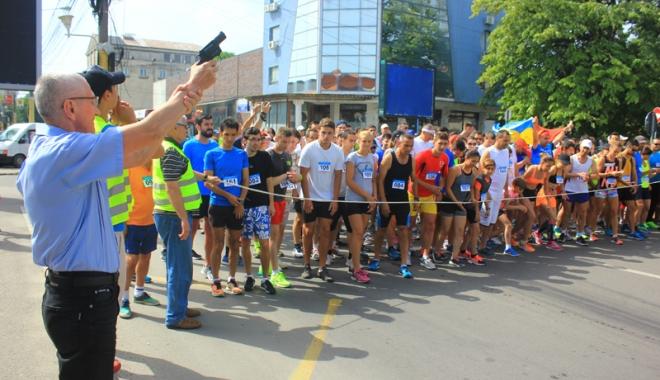 Foto: Peste 1.000 de alergători, aşteptaţi la Crosul Naţional Olimpic