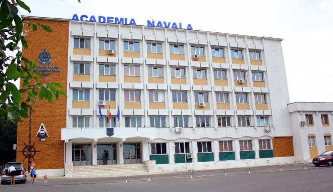 """Foto: Peste 800 de locuri scoase la concurs de Academia Navală """"Mircea cel Bătrân"""""""