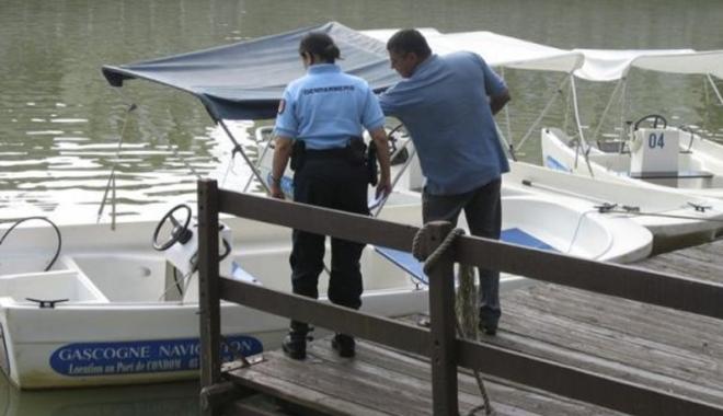 Foto: Peste 100 de ambarcaţiuni furate din Constanţa şi alte judeţe