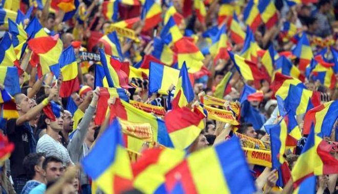 Foto: Peste 2.000 de bilete pentru suporterii români, la meciul cu Suedia