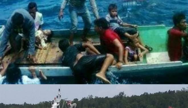 Foto: Peste 23 de persoane au dispărut într-o catastrofă pe mare