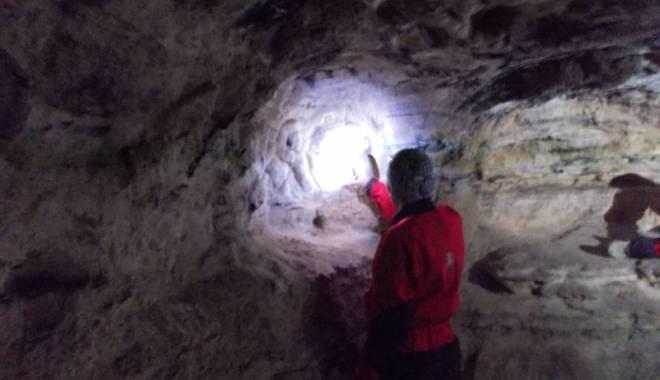 Misterele peșterii din Constanța care duce