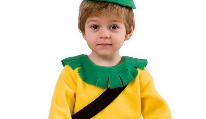 Foto: Spectacol pentru copii. Peter Pan readuce magia pe scenă