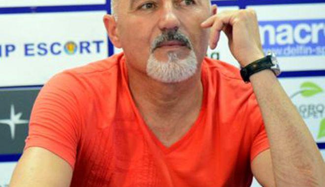 Foto: Petre Grigoraş nu mai este antrenor la SSC Farul!